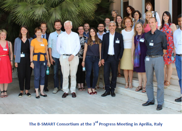 3rd edition of B-SMART newsletter available