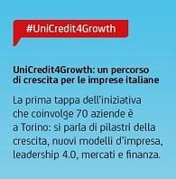 Ibi partecipa all'iniziativa UniCredit 4 Growth